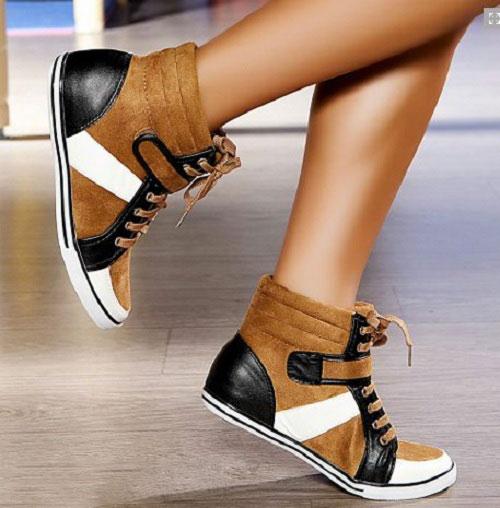 ع کفش اسپرت پا برای پروفایل مدل های جدید کفش اسپرت دخترانه