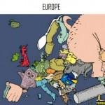 شکل کشورها