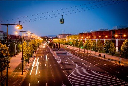شهرهای شب زنده دار