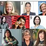 زنان قدرتمند در عرصه تکنولوژی+تصاویر