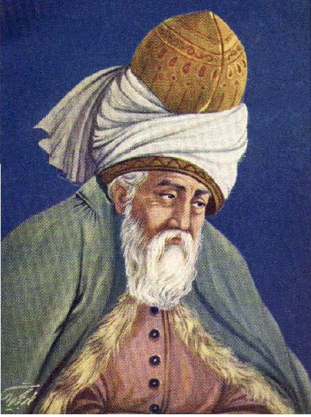 مولانا جلال الدين محمد بلخي