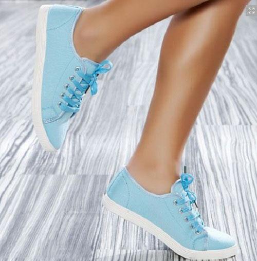 کفش اسپرت,کفش دخترانه,مدل لباس