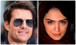 این دختر ایرانی برای ازدواج با تام کروز در نظر گرفته شده بود+عکس