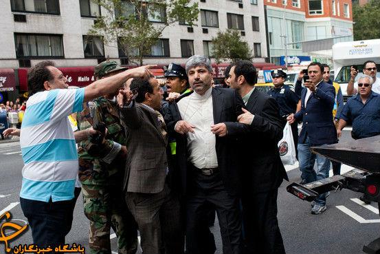کتک خوردن,رامین مهمان پرست,سخنگوی وزارت خارجه ایران