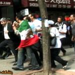 حمله به سخنگوی وزارت امور خارجه ایران در نیویورک + تصاویر