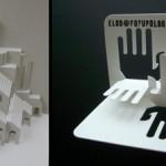 کارت های مبتکرانه سه بعدی+عکس