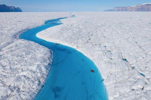 رود آبی,گرینلند