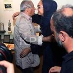 عکسی از نیکی کریمی که خبرساز شد!