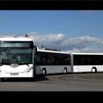 درازترین اتوبوس دنیا در آلمان+عکس