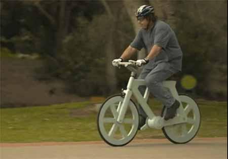 دوچرخه کارتونی