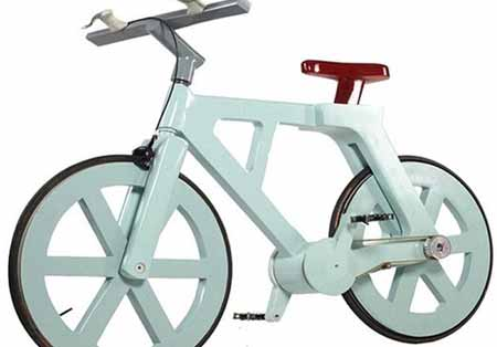 دوچرخه کارتونی,وسیله عجیب
