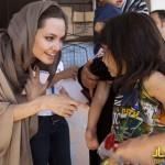 درخواست آنجلینا جولی از وزیر امور خارجه عراق