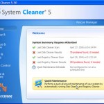 نرم افزار بهینه ساز سیستم – Pointstone System Cleaner 6