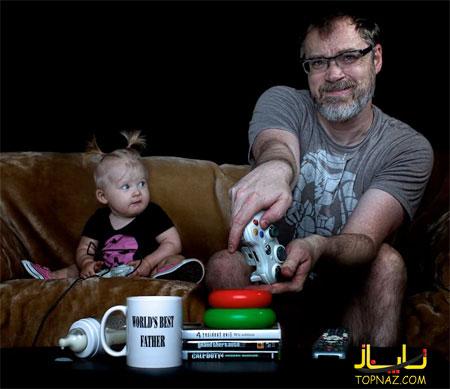 پدر و دختر