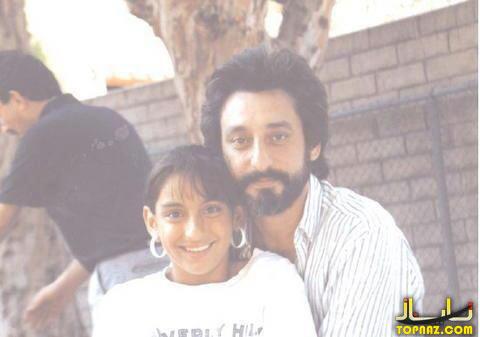 ابی و دخترش