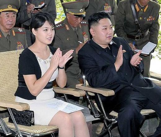 بانوی کره شمالی