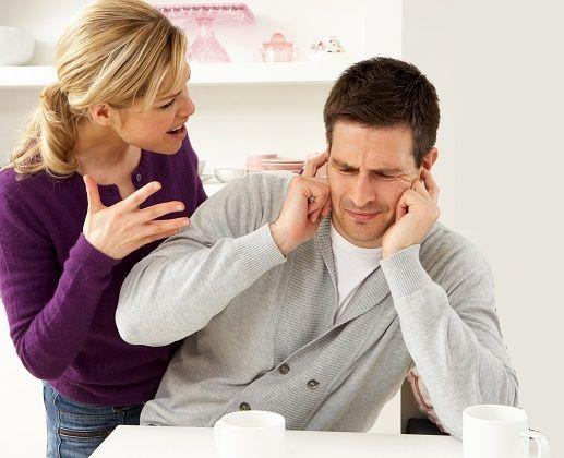 اشتباه زنانه در زندگی مشترک