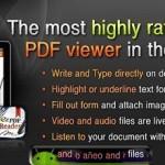 مشاهده فایل های pdf با ezPDF Reader PDF Annotate Form v1.9.6.0