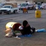عکس یک زن عربستانی جنجالی شد