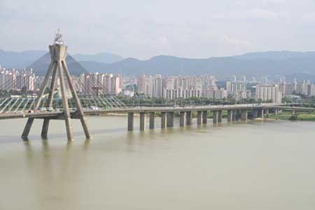 خودکشی در رودخانه