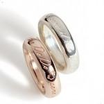 چه کسی برای اولین بار حلقه ازدواج به دست کرد؟