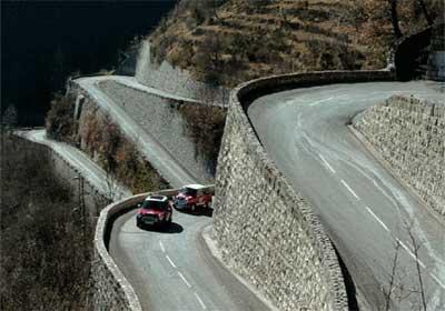 زیباترین جادههای جهان,زیباترین جادههای ایران