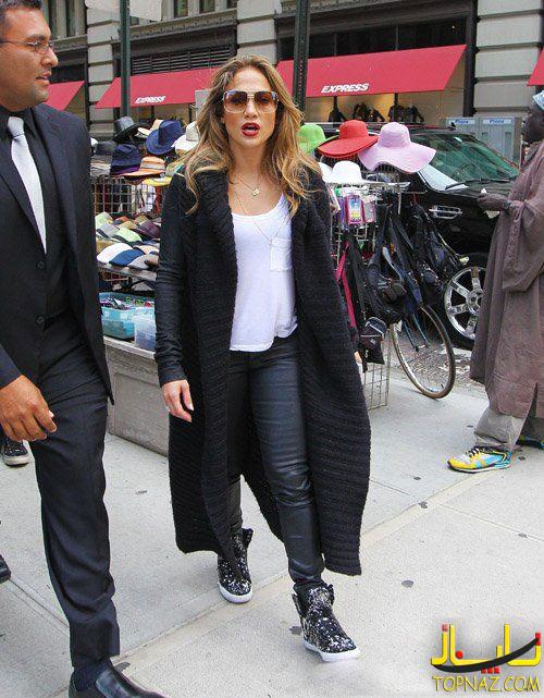 جنیفر در نیویورک