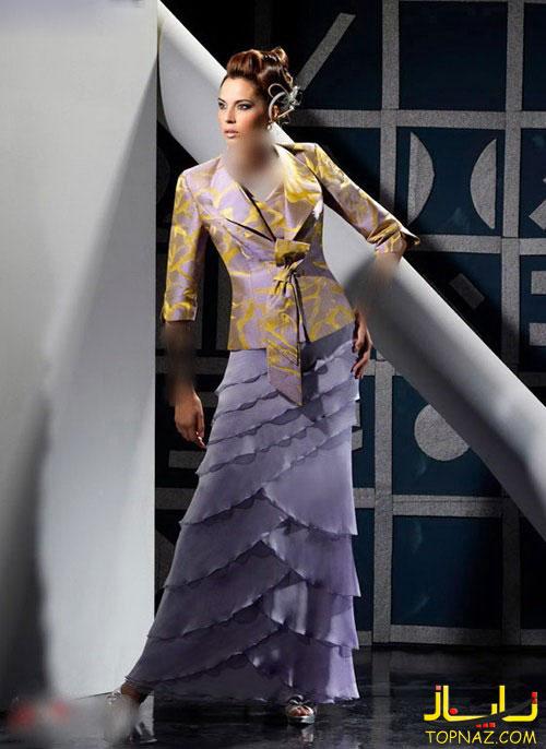 مدل لباس نامزدی سال 2013