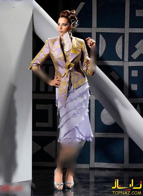 مدل لباس مهمانی سال 2013