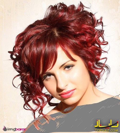 عکس هایی از مدل های موی زیبای زنانه و دخترانه جدید 2012