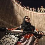 اولین دختر موتور سوار در دیوار مرگ