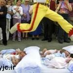 بچه گانه ترین جشنواره های دنیا +عکس
