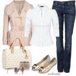 مدل ست لباسهای پاییزی 2012