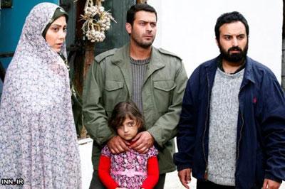 لاله اسکندری و پژمان بازغی در سریال دولت مخفی