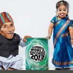 کوچکترین خانم و آقای دنیا در کنار هم+عکس