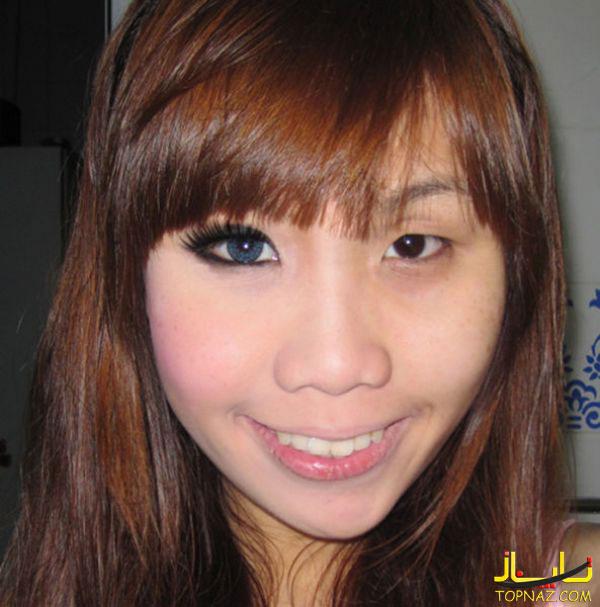 آرایش دخترانه