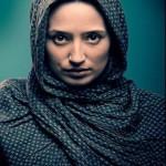 شباهت بازیگر ایرانی به بازیگر سریال عمر گل لاله