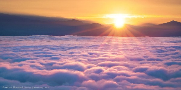 1162 Above The Clouds