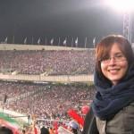 ماجرای ورود دختر به ورزشگاه آزادی +عکس