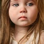 عکس جالب گریه کردن کودکان ناز