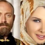 ابراز علاقه نانسی عجرم به بازیگر نقش سلطان در حریم سلطان