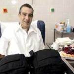 این مرد 6 ماه بدون قلب زنده است!+عکس
