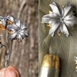 گلوله جنگی بعد از شلیک به آب این شکلی میشه!+عکس