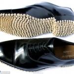 آیا این کفش چندش اور را می پوشید؟ +عکس