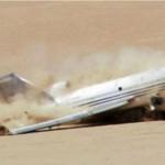 آزمایش سقوط یک هواپیمای بوئینگ727 +تصاویر