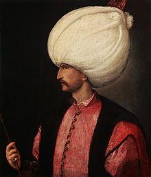 سلطان سلیمان
