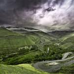 جاده های زیبا و منحصر به فرد ایران +تصاویر
