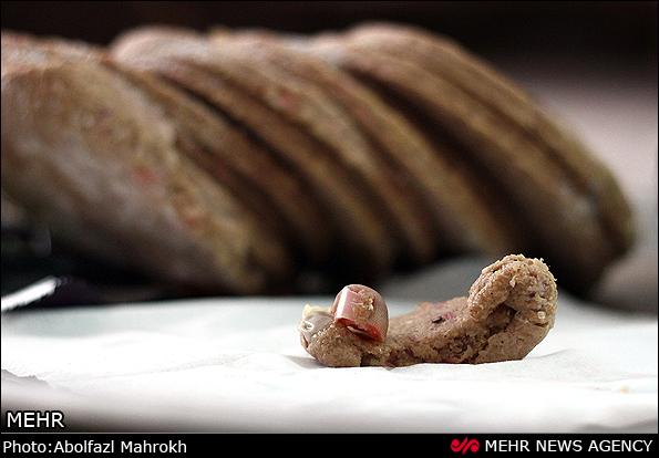 انگشت قطع شده در همبر