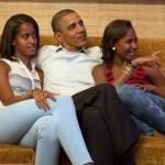 نگرانی رئیس جمهور از حضور دخترش در فیس بوک