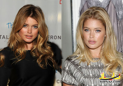 مدل دختر هلندی